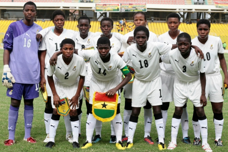 Coach Adotey announces provisional Black Maidens squad for World Cup qualifier against Gambia