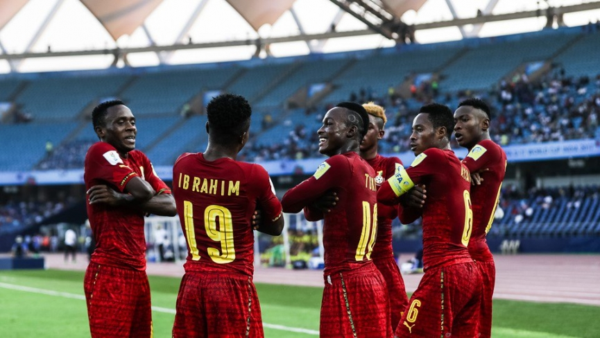 MATCH REPORT: Black Starlets stun Columbia in World Cup opener