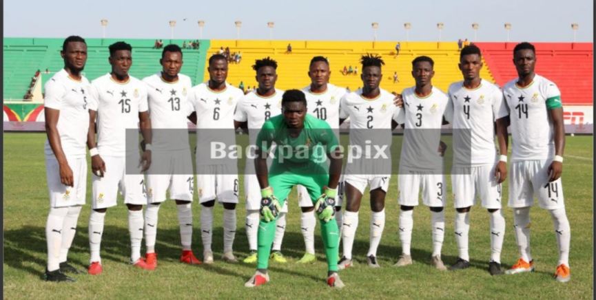 Coach Maxwell Konadu names Black Stars 'B' line up to face Ivory Coast today
