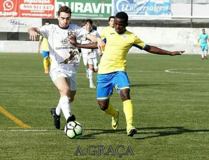 Ghanaian youngster Yaw Moses bags HAT-TRICK for Arouca FC in Portugal