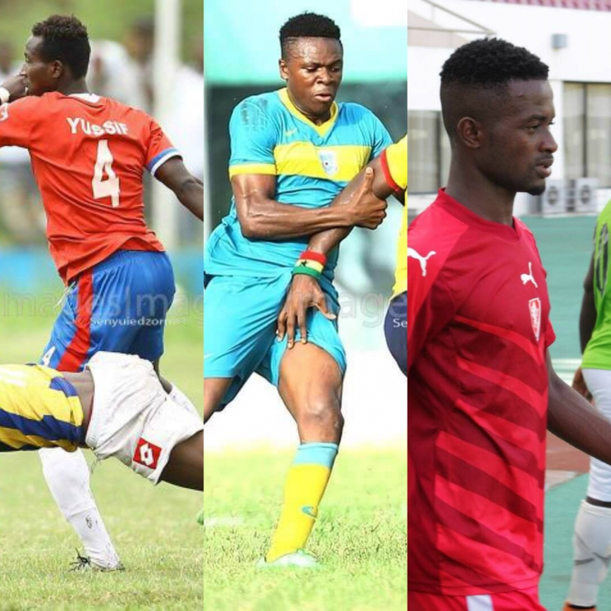 The 3 players who could replace Inusah Musah at Hearts of Oak