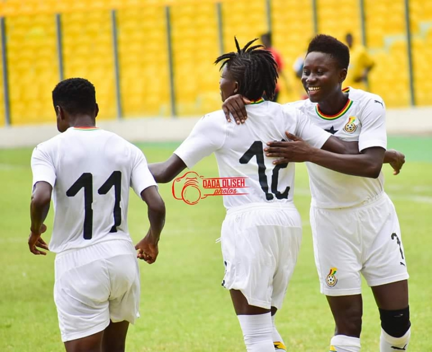 MATCH REPORT: Black Maidens trounce Liberia in World Cup qualifier
