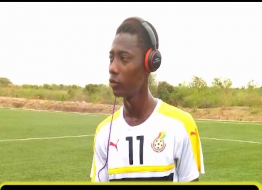 FEATURE: UMAR MOHAMMED - Ghana's found Messi, set for greatness