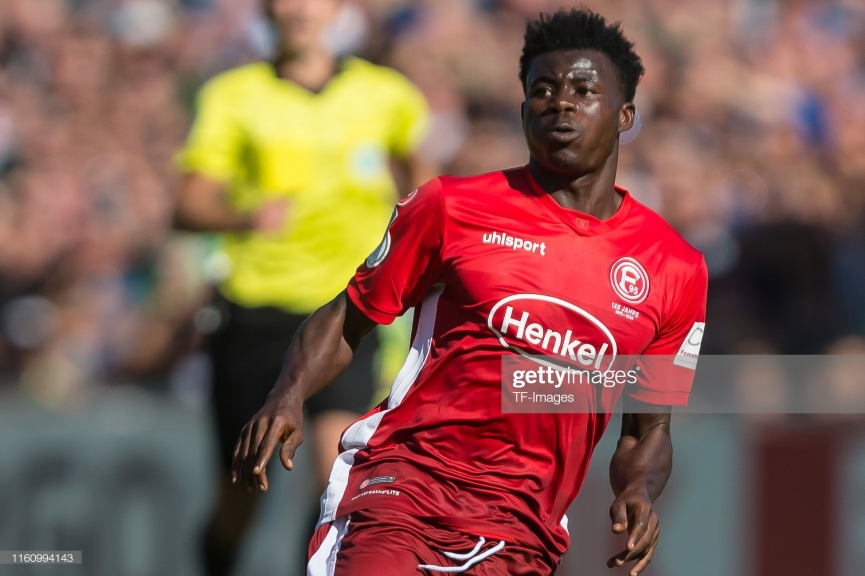 The Amazing story of Kelvin Ofori: Denied playing in U17 World Cup by Ghana but now an emerging star in German Bundesliga