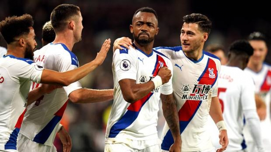 Jordan Ayew happy to grab late winner for Crystal Palace