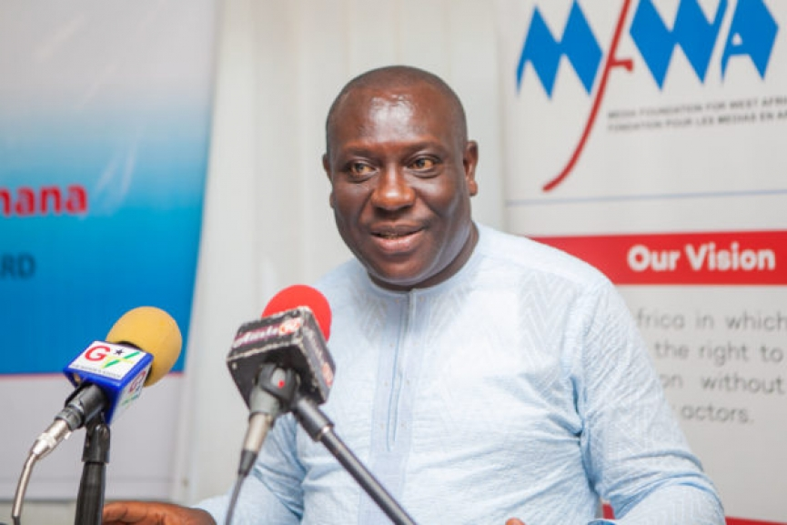 GFA Elections: NPP MP Odotei-Sowah picks nomination form