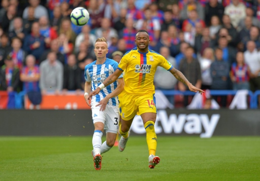 Jordan Ayew provides assist in Crystal Palace away win