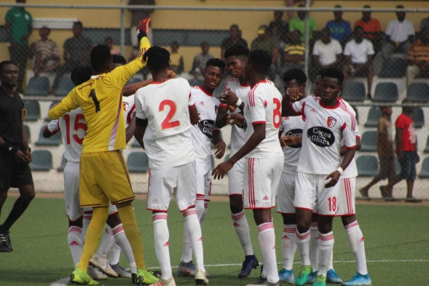 FA Cup Report: WAFA eliminate Heart of Lions in Kpando