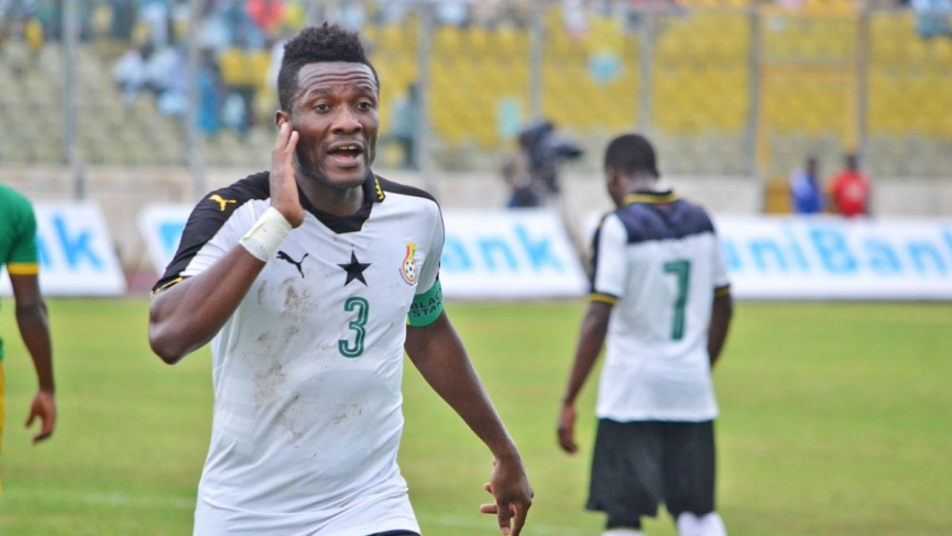 Asamoah Gyan warns Black stars to be wary of Ethiopia ahead of AFCON qualifier