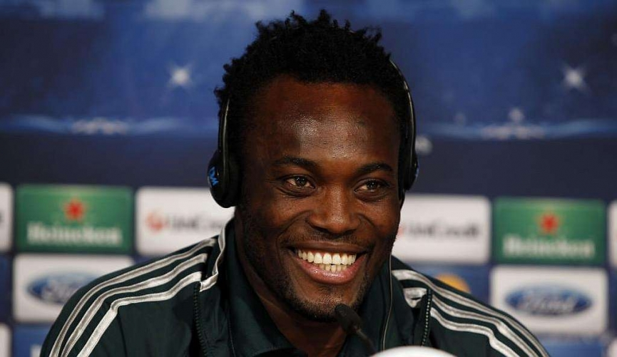 I don't know what to do after football - Michael Essien