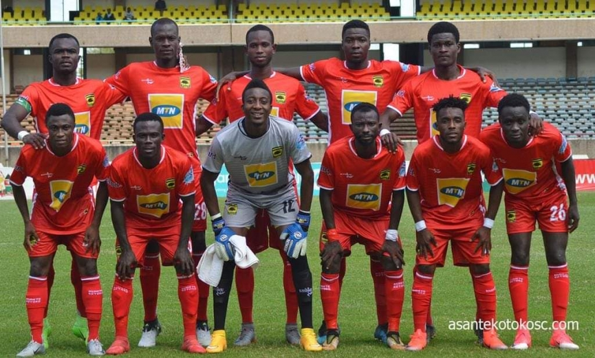 CK Akonnor names 18-man squad for Coton Sport clash; Acquah returns, Jordan & others DROPPED
