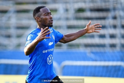 Sadat Karim scores debut goal of the season for Halmstads BK