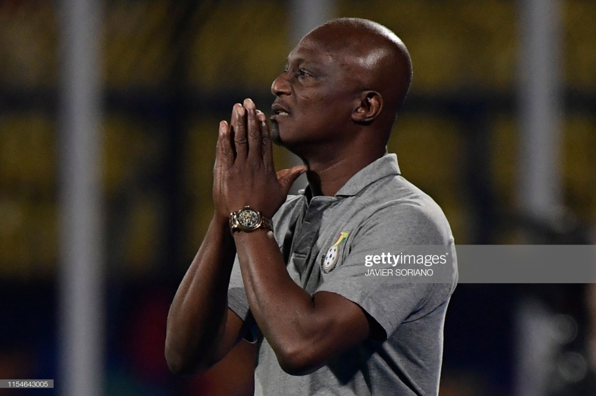 "''No One has attacked me in traffic""- Coach Kwasi Appiah denies 'concocted' reports"