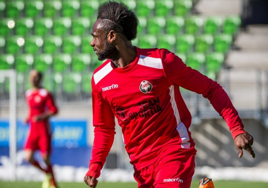 Seth Paintsil scores again for FF Jaro