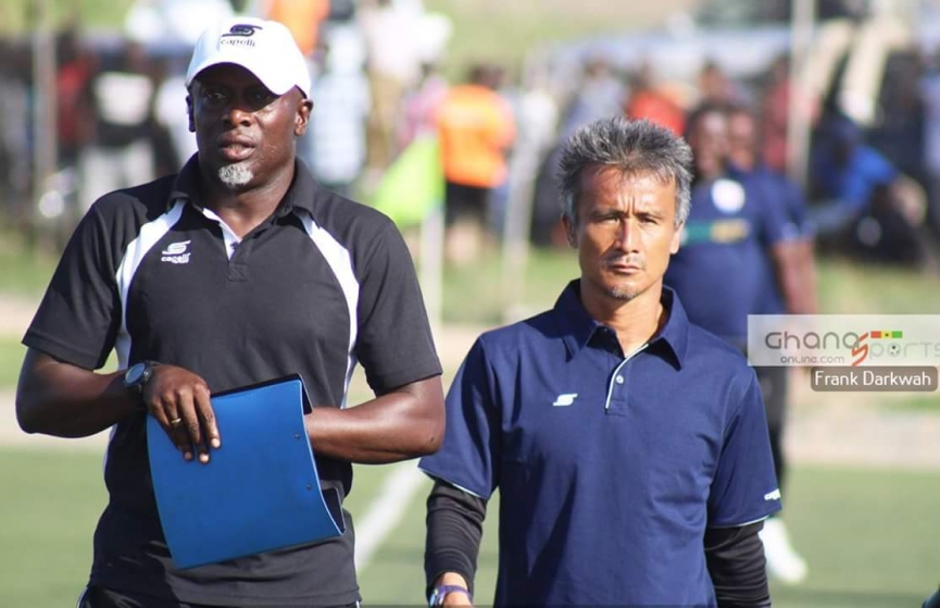2018 CAF Confed Cup: Aduana Stars Coach hopeful of victory despite short time