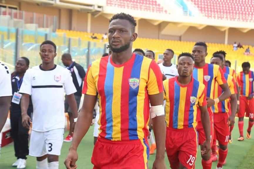 NC SPECIAL CUP: Hearts of Oak's Mohammed Alhassan hints of stopping Kotoko duo