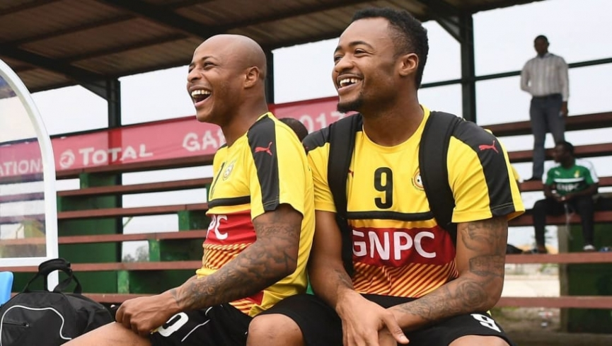Chiefs in Northern region were furious over Ayew Brothers snub from the Black stars, says uncle