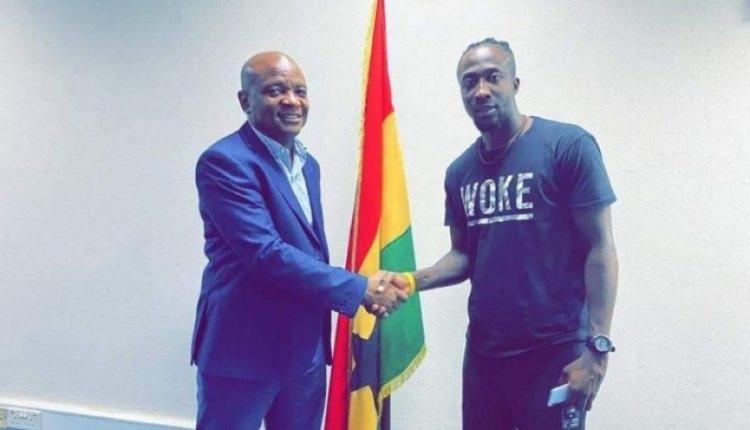 Hearts striker Ademola Kuti returns to training