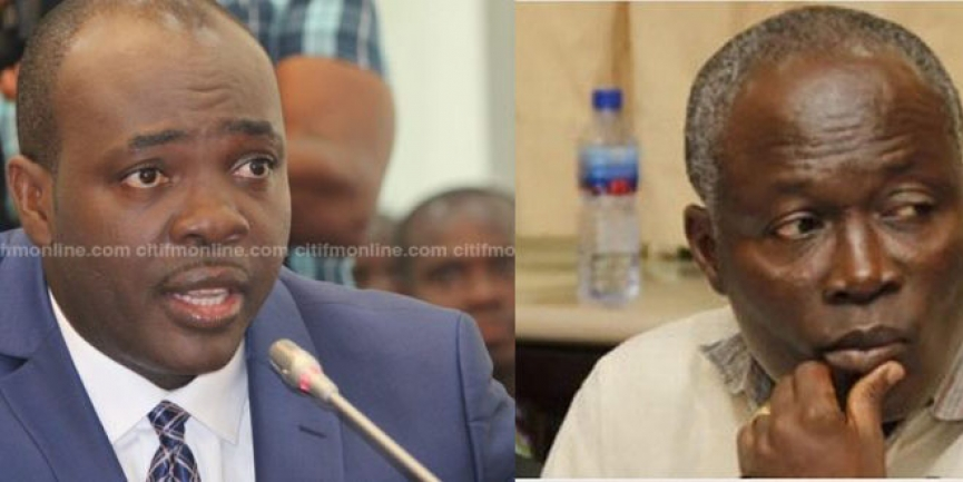 NDC gov't left GH₵51 million debt at Sports Ministry - Isaac Asiamah