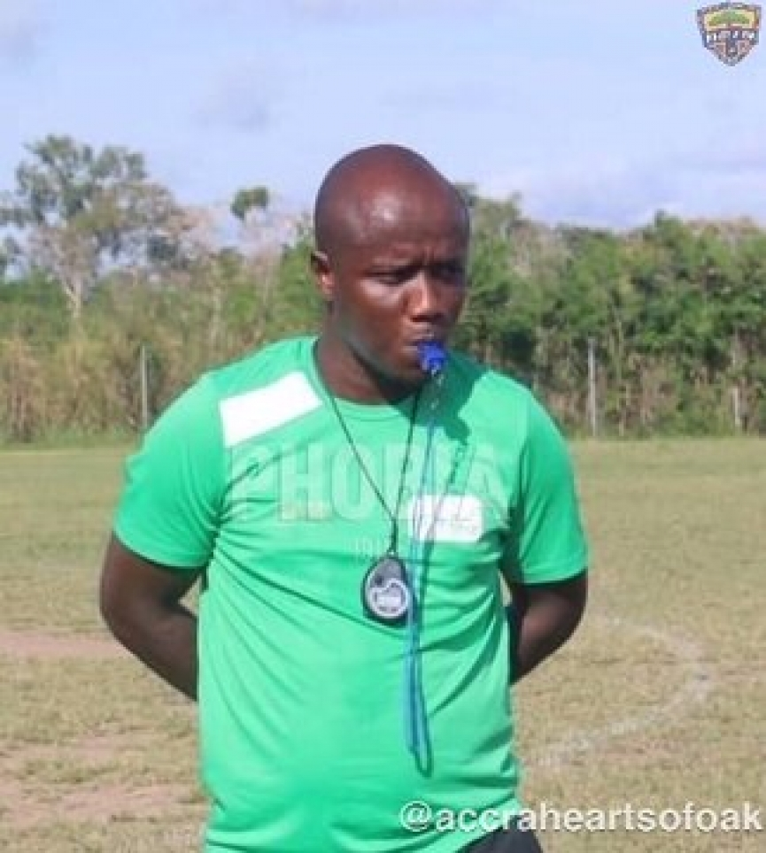 Hearts of Oak appoint Ben Hanson as new assistant coach; Acquah as physiotherapist