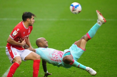 Andre Ayew named man of the match in Swansea away win over Nottingham Forest