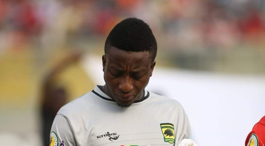 Kotoko yet to hold contract extension talks with Felix Annan; THREE WEEKS left on his contract