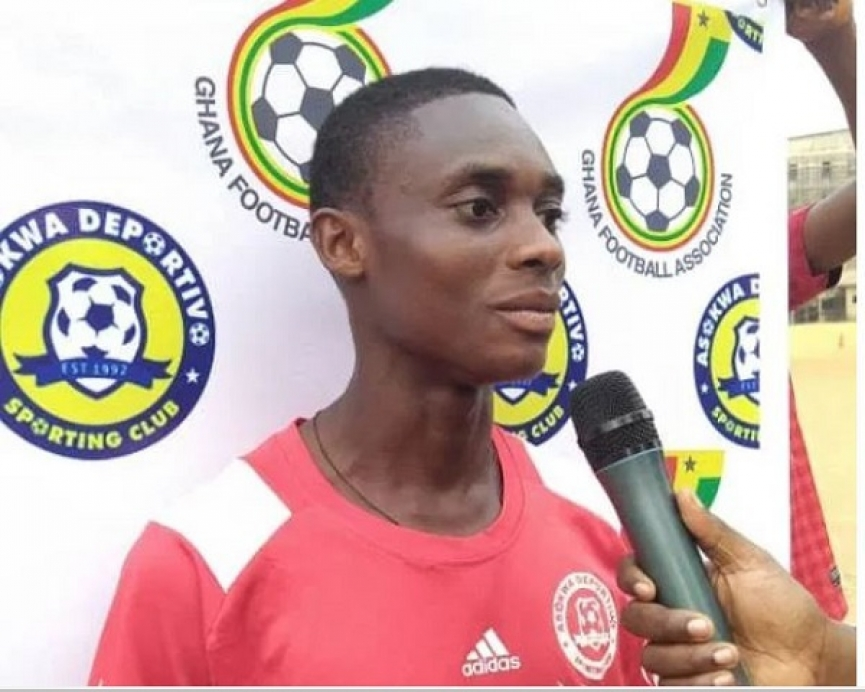 Legon Cities make audacious move to sign Hearts target Emmanuel Osei