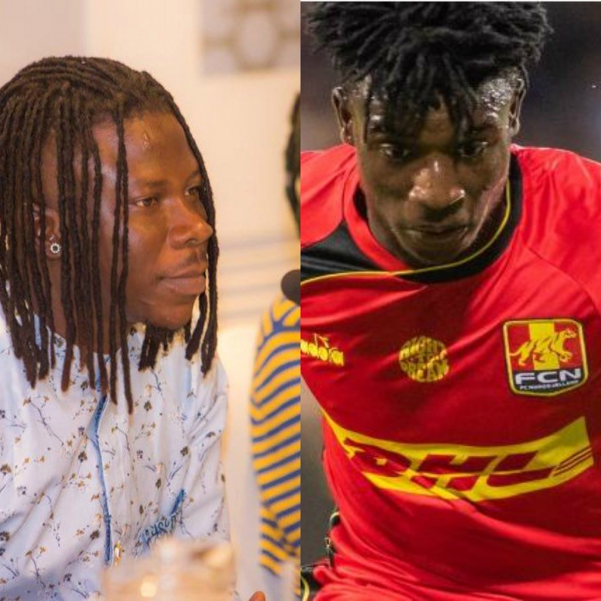 VIDEO: FC Nordsjaelland unveil Ghana U20 star Kudus Mohammed with Stonebwoy's song SHUGA