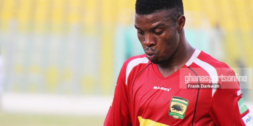 Journey Man: Ollenu Ashittey now with Aduana Stars
