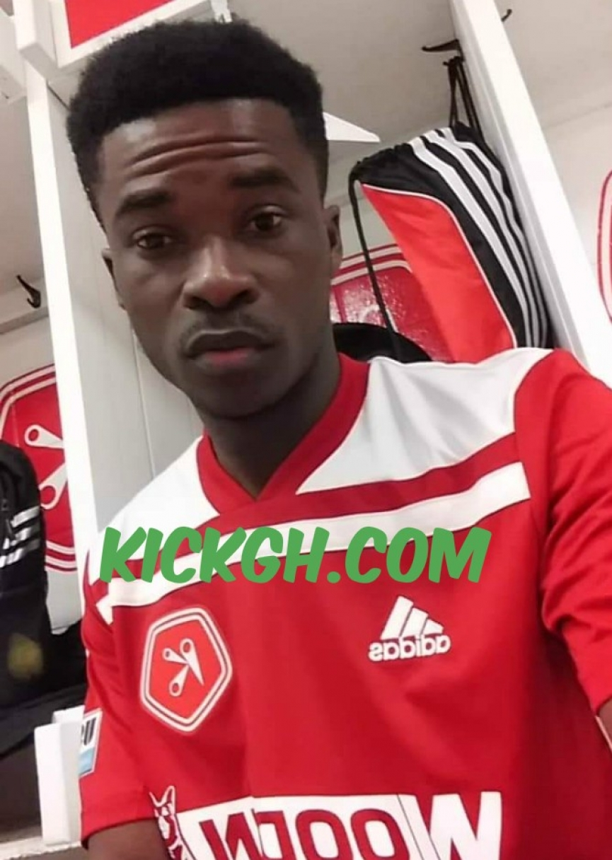 EXCLUSIVE: WAFA striker Charles Boateng joins American club Richmond Kickers FC