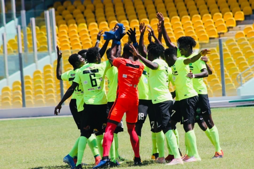 Preview: Dreams FC vs King Faisal — Dreams FC entertain returnees King Faisal at the fiefdom Theatre of Dreams