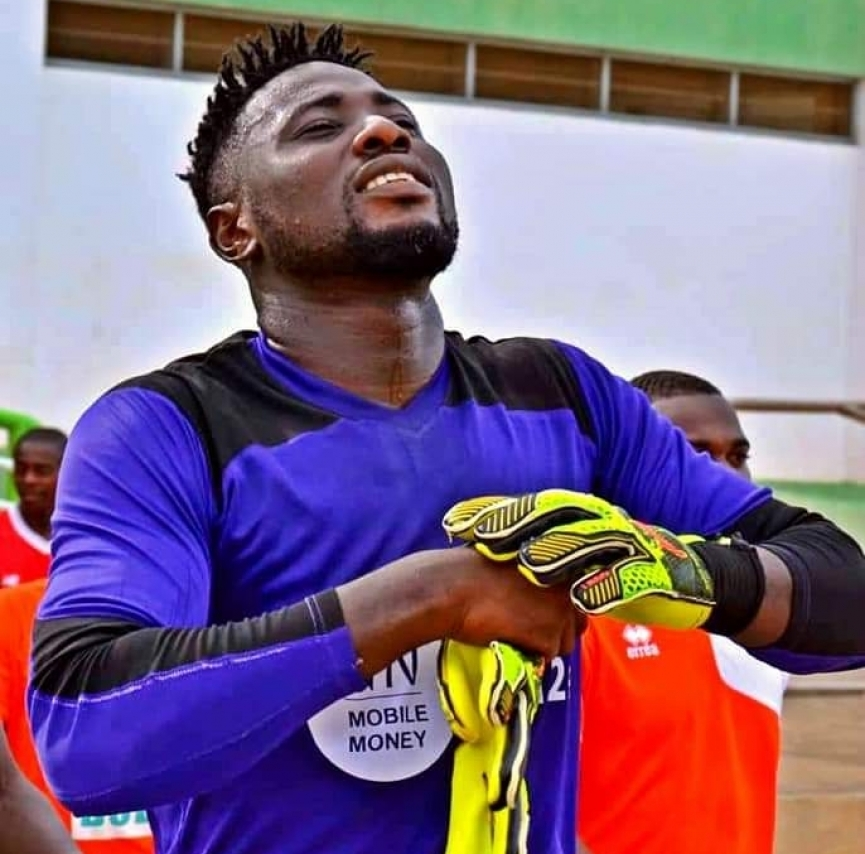 Richard Attah says goodbye to Elmina Sharks ahead of Hearts of Oak move