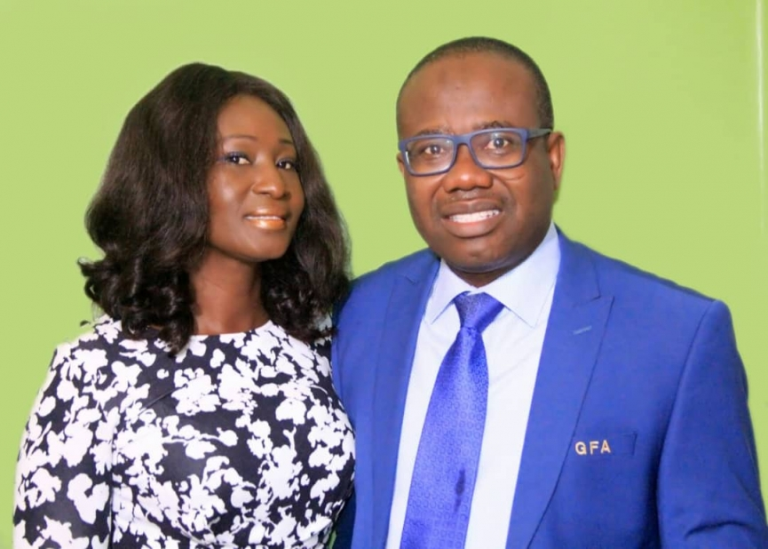 IT'S HOT: Kwasi Nyantakyi's wife calls on God ahead of today's Anas Exposé