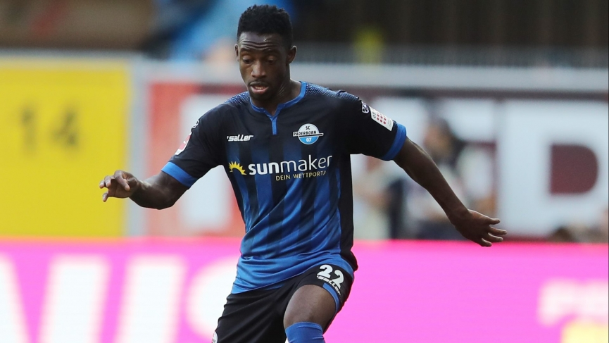 """l am not leaving SC Paderborn this summer"" - Ghana's Christopher Antwi"