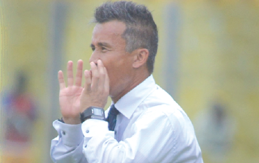 Caf Confederation Cup: Kenichi Yatsuhashi salutes players after narrow victory