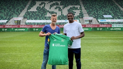 FC St. Gallen chief 'over the moon' with Kwadwo Duah signing