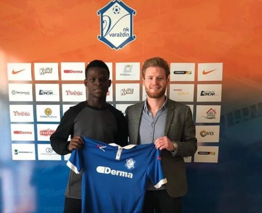Accra Lions youngster Patrick Osei Kesse joins Croatian club NK Varazdin