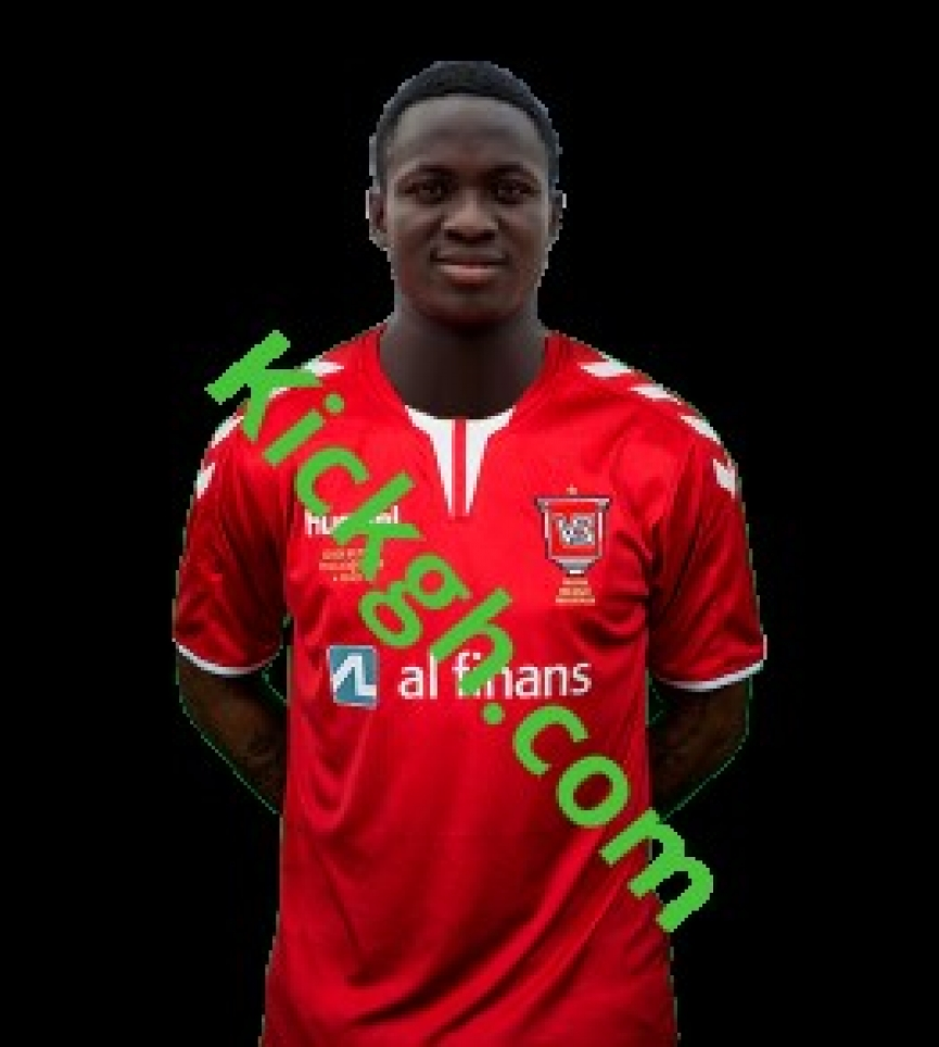 Hearts of Oak and Kotoko target Victorien Adebayor joins Danish club Vejle BK on loan