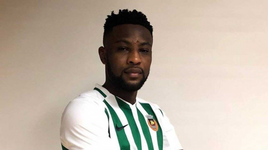 Ghanaian striker Said Ahmed Said joins Portuguese side Rio Ave FC