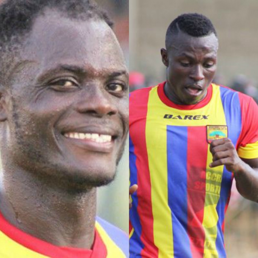 Big Blow for Hearts: Inusah Musah and Patrick Razak ruled out of Eleven Wonders clash