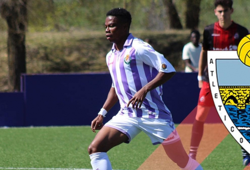 Real Valladolid loan out Ghanaian teen Victor Asamoah to Atletico Tordesillas