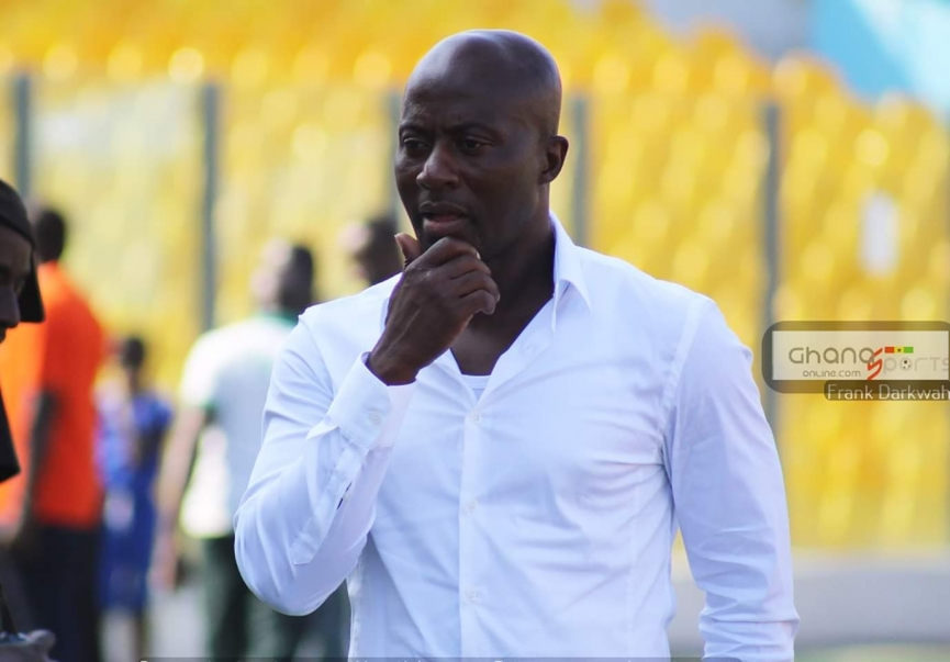Ghana U23 Coach Ibrahim Tanko hails his players after CAF U23 Cup of Nations qualification