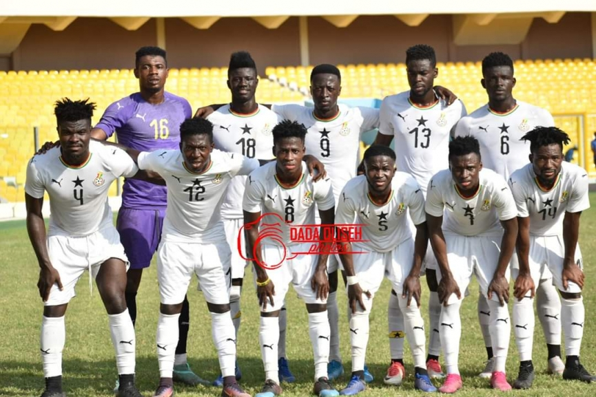 U23 AFCON: Ghana to face Cameroon in Group A today