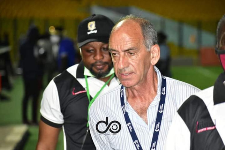 Thomas Duah subtly jabs AshantiGold management for appointing 'Block-headed' Milovan Cirkovic as head coach