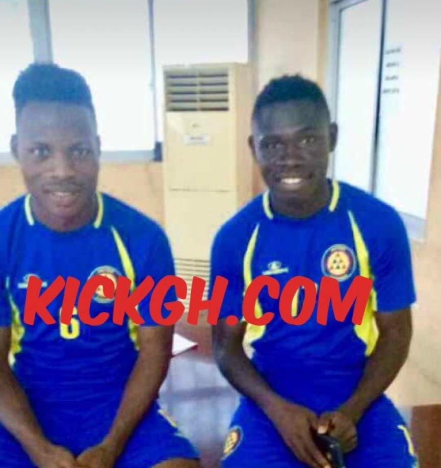 EXCLUSIVE: Hearts midfielder Samudeen Ibrahim arrives in Angola to complete his move to Petro Atletico Luanda