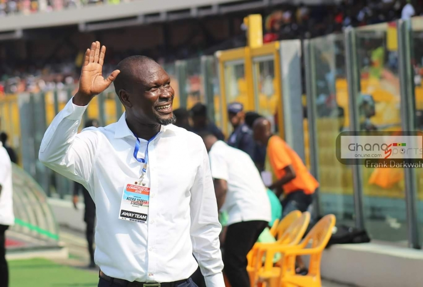 CK Akonnor: 'We struggled against Hearts of Oak'