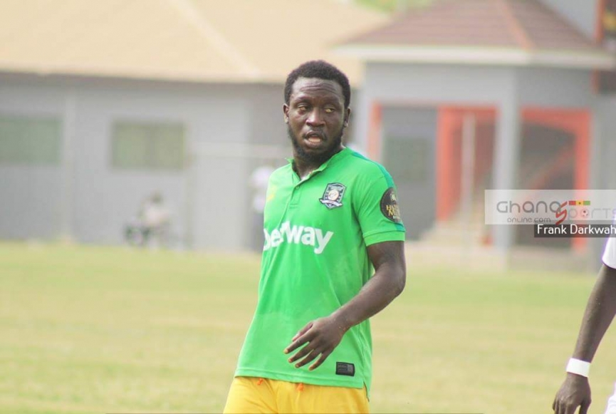 GOOD BYE: I will not return to Aduana Stars again - Elvis Opoku