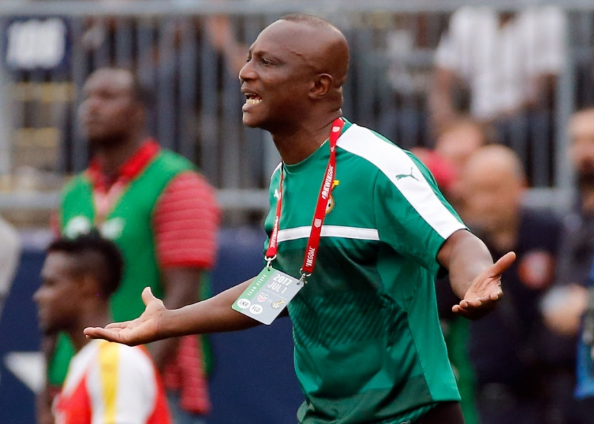 Coach Kwasi Appiah is Ungrateful to Ghana — Sports Ministry
