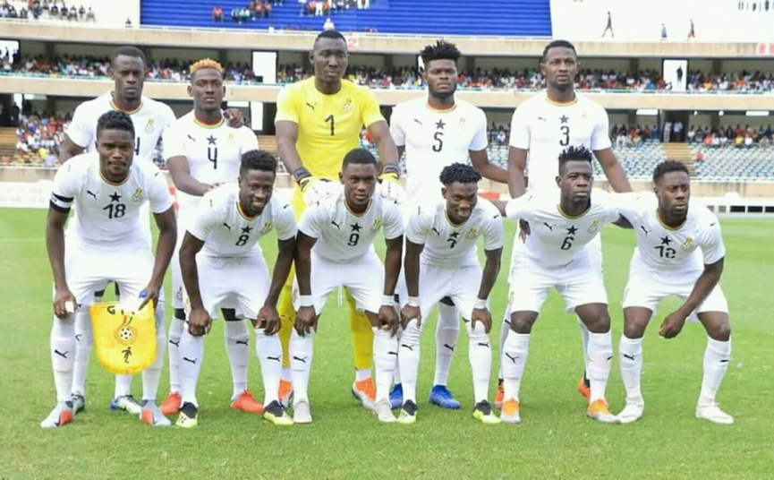 Ghana- Sierra Leone CANCELLED as FIFA ban upheld
