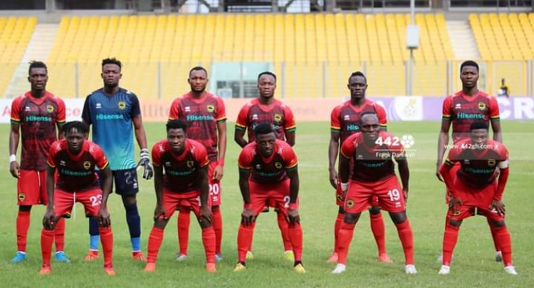 Why These XI Players Could Start For Asante Kotoko Against Al Hilal on Wednesday
